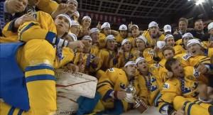 JVM-seger till Sverige