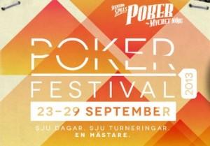 Pokerfestivalen hos Svenska Spel